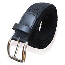 Kids Childs Boy Girls Waist Belt PU Leather Lined Suit Jeans Casual Waistband