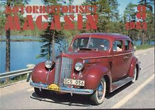 Motorhistoriskt Magasin Swedish Car Magazine 8 1982 Buick 040317nonDBE