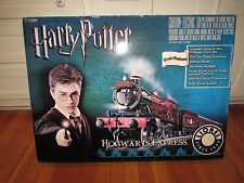 LIONEL HARRY POTTER HOGWARTS EXPRESS 7-11020 O-GAUGE TRAIN SET ELECTRIC O-SCALE