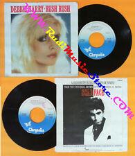 LP 45 7'' DEBBIE HARRY Rush rush 1984 italy CHRYSALIS CHS 347 no cd mc dvd (*)