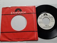 """CLIFF & ANN EDWARDS - Carry On MONO / STEREO PROMO 1973 Country Polydor 7"""""""