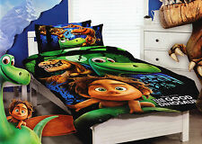 Disney The Good Dinosaur Single Bed Quilt Cover Set - Licensed