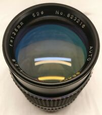 Sears Telephoto Camera Lens 135 mm f:2.8 Pentax Mount