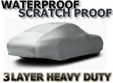 PREMIUM FITTED Porsche Waterproof Car Cover HEAVY DUTY UV Treated STORAGE BAG L