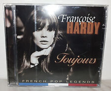 CD FRANCOISE HARDY - TOUJOURS - NUOVO NEW