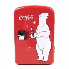 Official Coca Cola Licensed Mini Fridge Coke Memorabilia 2016 Koolatron KWC-4