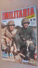 Militaria Magazine n°10 (Avril-Mai-1986)