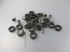 Räder, Felgen  und Achsen-Konvolut für 1:87  (GK60)