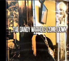 CD - THE DANDY WARHOLS - Come down