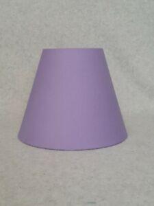 Lavender Lamp Shade.  Violet