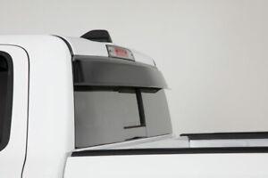 Fits 19-21 Ram 1500 2500 3500 GTS Shadeblade Smoke Rear Window Deflector 57112