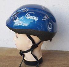 ABUS Smile M Gr.52-58  Fahrradhelm - Blau
