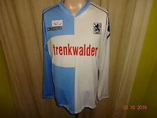 "TSV 1860 München Kappa Langarm Spieler Version Trikot 2007/08 ""trenkwalder"" Gr.L"