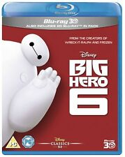 Big Hero 6 3D (Blu-ray 3D)