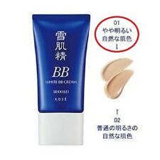 Made in JAPAN Kose Sekkisei White BB Cream 30g SPF40 PA+++ Color : 01 / Tracking