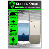 """ScreenKnight Apple iPhone 6 / 4.7"""" FULL BODY SCREEN PROTECTOR invisible shield"""
