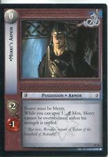 Lord Of The Rings CCG Card RotK 7.R241 Merry's Armor