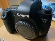 Used Canon EOS 6D 20.2MP Digital SLR Camera kit