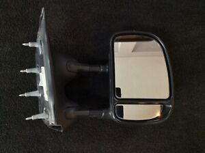 Ford Right Side Mirror, 00-14 Telescopic Econoline E250 E350 E450