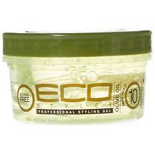[ECO STYLER] STYLING GEL OLIVE OIL ALCOHOL FREE MAXIMUM HOLD 8OZ