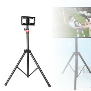 """Portable Tripod TV Stand-Television LCD Flat Panel Monitor Mount 18 to 32"""" USA"""