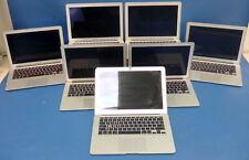 Lot of 7 Apple MacBook Air Laptops | A1369 A1466 | Core2Duo i5 i7 + RAM