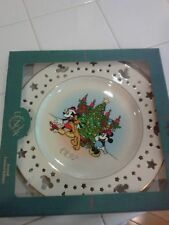 Disney Limited Edition 1997 Lennox Holiday Plate