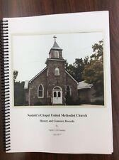 Nesbitt's Chapel United Methodist Church History and Cemetery