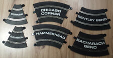 Scalextric Sport Track Top Gear Curve Set Completo-c8206 x 4, c8202 x 2 # A