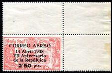España 1938 707 ** post frescos firmado (s1409
