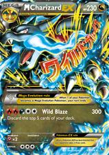 Mega Charizard EX 69/106 XY Flashfire Holo Ultra Rare Pokemon Card NEAR MINT TCG