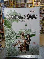 Intégrale Capitaine Sabre vol 2 par Gine Long Bec éd