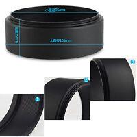 95mm 95 mm Metal Lens Hood for Samyang 500mm F/6.3 Mirror Tele Reflex Lens