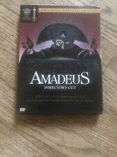 Amadeus Directors Cut Dvd 1984 2 Disc Classic F Murray Abraham Mozart Wolfgang