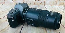 Pentax P30t Vintage SLR Camera tamron af 70-210 Lens 35mm Film Photograpghy