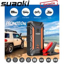 12000mAh Batterie Ladegerät USB Power Bank Jump Starter Auto Starthilfe