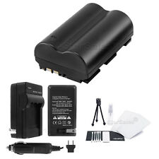 BP-511A Battery+Charger+BONUS for Canon EOS 10D 1D 5D 20D 30D 50D 300D D30 D60