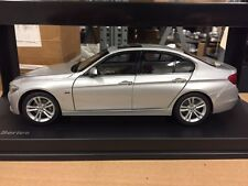 80-43-2-212-867 BMW 3 SERIES F30 335i DIECAST 1:18 SCALE GLACIER SILVER