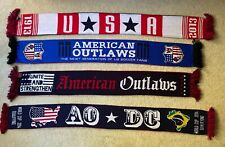 US soccer scarves American Outlaws