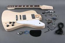 Kit DIY Guitarra Firebird fresno - Unfinished electric guitar FB DIY Ash