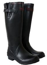 WOMENS LADIES ADJUSTABLE WIDE CALF RAIN FESTIVAL WELLIES WELLINGTON BOOTS UK5-8
