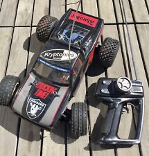 Tamiya 1/10 Stadium Blitzer Off-Road Car Hilux Racing pick-up With JR R/C Tested