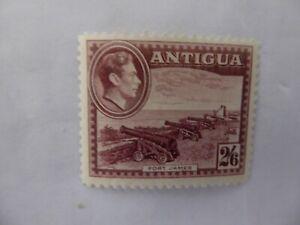 Antigua GVIth 2/6 MNH