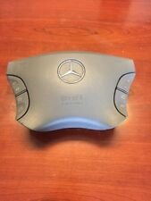 2002 MERCEDES S430 DRIVER STEERING WHEEL AIRBAG & BUTTONS #wb1