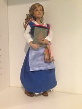Disney Beauty And The Beast Village Belle Tonner Doll Hermione Granger