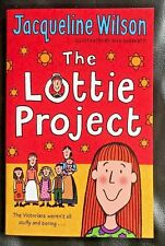 The Lottie Project by Jacqueline Wilson Paperback Book