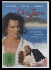 DVD don juan de marco-marlon brando + johnny depp * nuevo *