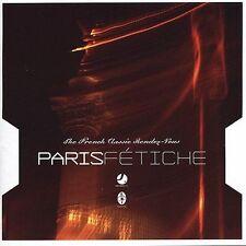 Sunnyside Cafe : Paris Fetiche: French Classic Rendez-Vou CD