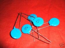 5 x Metal Oxide Varistor MOV 14D471K 300VAC (130)