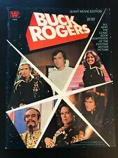 Buck Rodgers Giant Movie Edition Comic (Whitman, 1979) - Nice, VF